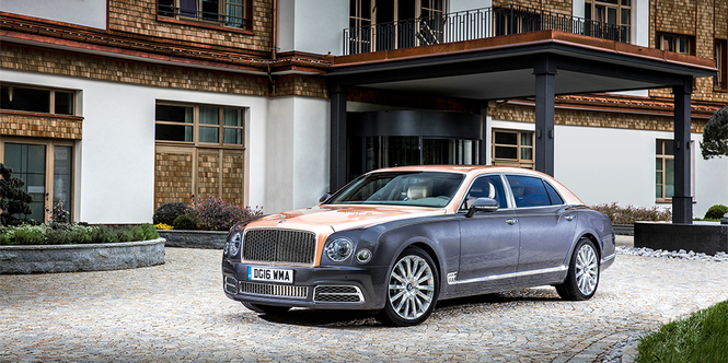 Хранитель традиций. Тест-драйв Bentley Mulsanne